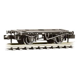 10ft Wheelbase wooden type solebars Chassis Kit
