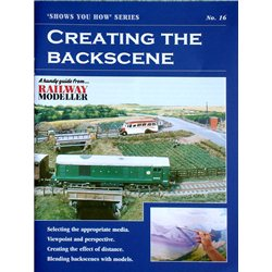 Creating the Backscene