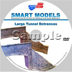 Large Tunnel Entrances-N