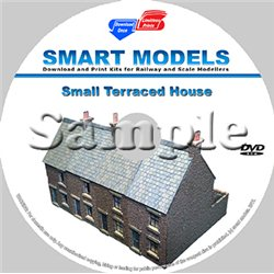 Small Terraced House N