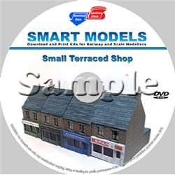 Small Terraced Shop-N