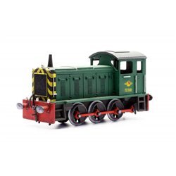 BR Class 04 Drewry Shunter (Dapol - Kitmaster)