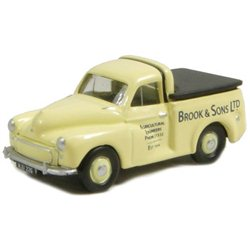 Morris Minor Pick-Up - Brook & Sons
