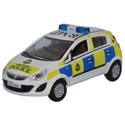 *Vauxhall Corsa Royal Military Police