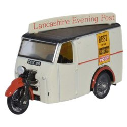 Tricycle Van Lancashire Evening Post
