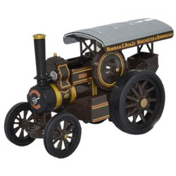 Fowler B6 Road Locomotive Atlas Norman E Box