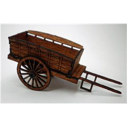 OO Gauge Horse Drawn Farm cart kit