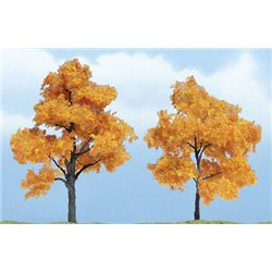 2 3/8in.-3 1/4in. Fall Maple - Pack of 2