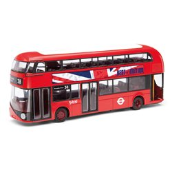 NEW BUS FOR LONDON BEST OF BRITIS