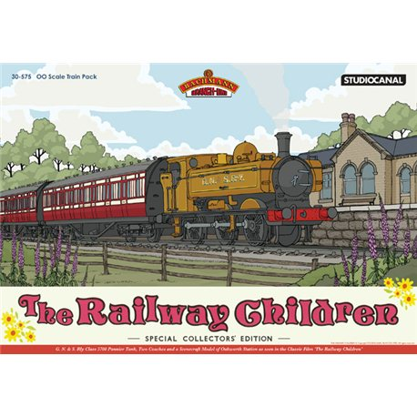 The Railway Children Train Pack