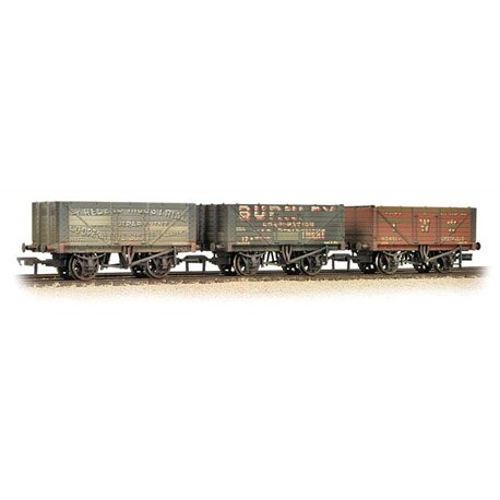 Coal Trader' Triple Pack 7 Plank Private Owner