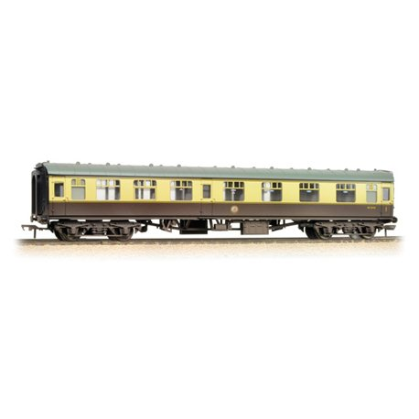 BR Mk1 CK Composite Corridor Chocolate & Cream -Weathered