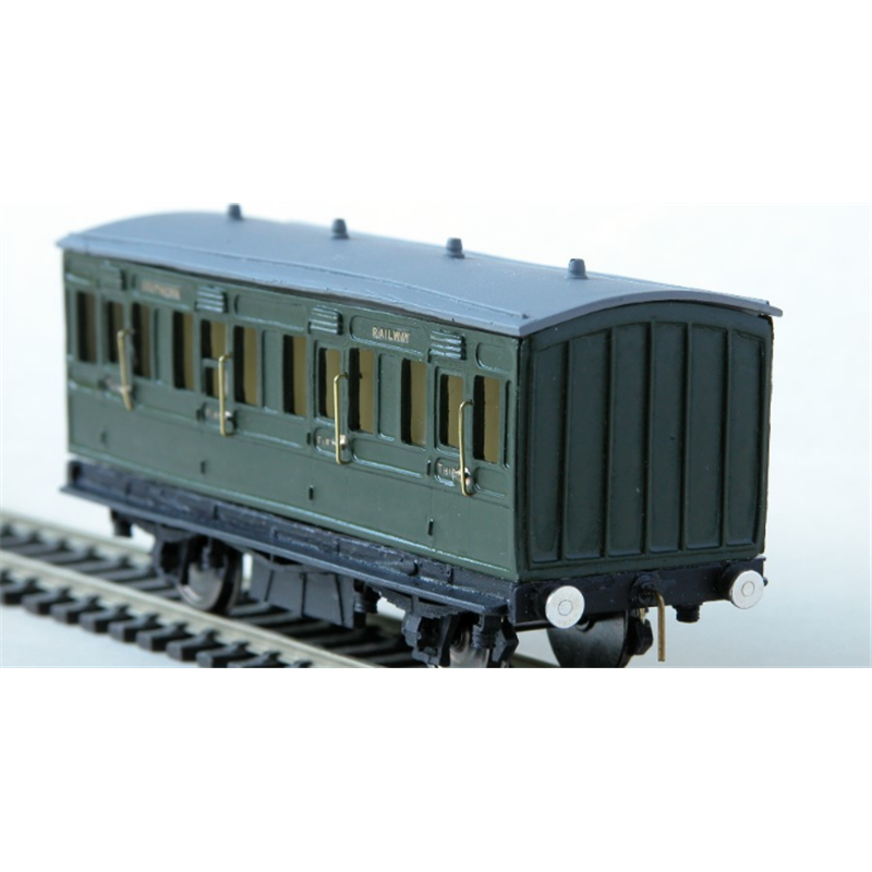 O Scale Building Materials