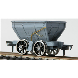 North Eastern Railway P1 Chaldron Waggon Kit