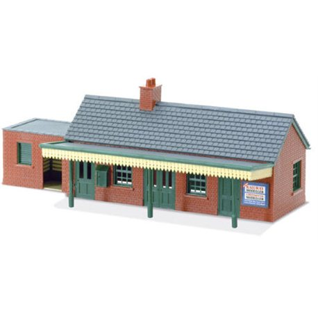 Brick Country Station Kit