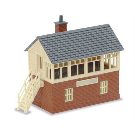 Signal Box, brick built type