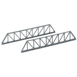 Truss Girder Bridge Sides