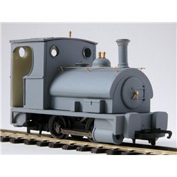 7mm Narrow Gauge 'Thor' Saddle tank