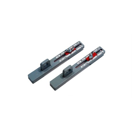 N Scale Adjustable Parallel Track Tool (x2)